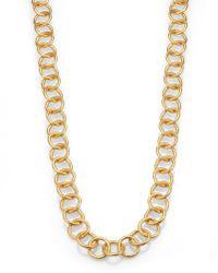 Stephanie Kantis - Classic Chain Necklace - Lyst
