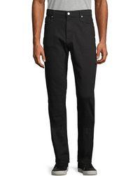 Michael Kors Grant Classic-fit Jeans - Black