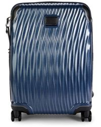 Tumi Continental 22-inch Carry-on Luggage - Navy - Blue