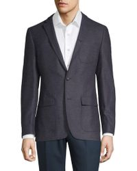 John Varvatos - Hery Wool & Cashmere Suit Jacket - Lyst