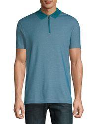 BOSS - Polston Short-sleeve Cotton Polo - Lyst