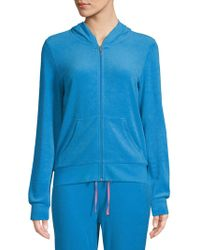 Juicy Couture - Robertson Gothic Zip Up Jacket - Lyst
