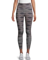 Electric Yoga Women's Zen Leggings - Nude Gray - Size M