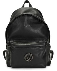Valentino By Mario Valentino - Men's Seanye Leather Backpack - Black - Lyst