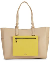 Botkier Park Slope Leather Tote - Multicolor