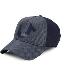 True Religion - Logo Baseball Cap - Lyst