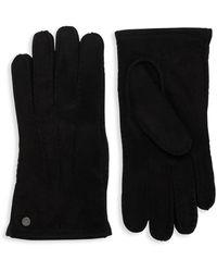 UGG Sheepskin Gloves - Black
