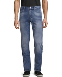 HUGO Maine Regular-fit Jeans - Blue