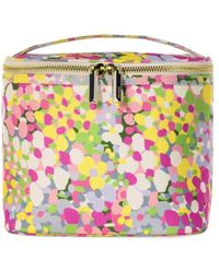 Kate Spade Dotted Floral Lunch Tote - Pink