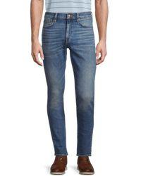 Madewell Eades Skinny Jeans - Blue