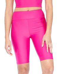 Electric Yoga Basic Shorts - Pink