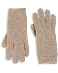 Portolano Cashmere Gloves - Black