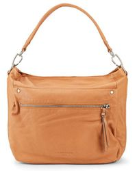 Liebeskind Berlin - Miramar Sporty Leather Hobo Bag - Lyst
