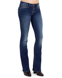 True Religion Becca Boot-cut Jeans - Blue