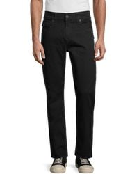 True Religion Ricky Relaxed-fit Straight Jeans - Black