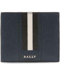 Bally - Tonett Embossed Leather Wallet - Lyst