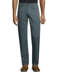 Perry Ellis - Classic Slim Trousers - Lyst