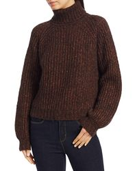 Baum und Pferdgarten Collins Chunky-knit Turtleneck Jumper - Brown