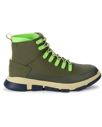 Swims City Hiker Lace-up Sneakers - Green