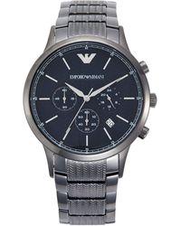 Emporio Armani Stainless Steel Bracelet Watch - Multicolour
