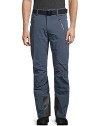 Bogner Men's Tobi-t Ski Pants - Dark Olive - Size 42 - Green