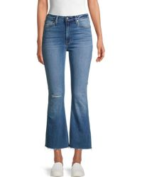 Hudson Jeans High-rise Flared Jeans - Blue