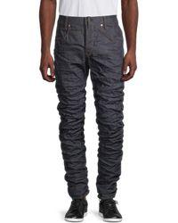 G-Star RAW Staq 3d Straight-fit Tapered Jeans - Blue