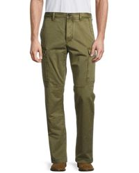 Zadig & Voltaire Pargo Cargo Pants - Green