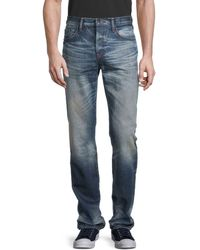 PRPS Fredonia Demon Slim-fit Jeans - Blue