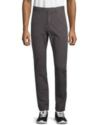 Superdry - Rookie Cotton Chino Pants - Lyst