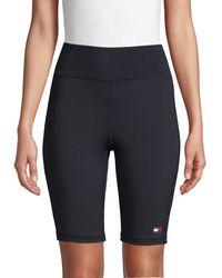 Tommy Hilfiger Stretch Bike Shorts - Multicolor