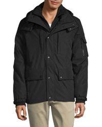 S13/nyc - Highland Hooded Jacket - Lyst