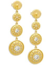 Freida Rothman - Nautical Multi Drop Earrings - Lyst