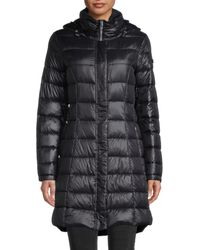 Calvin Klein Packable Down Puffer Jacket - Black