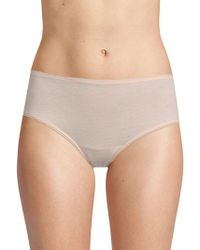 Skin Organic - Mid-rise Cotton Panty - Lyst