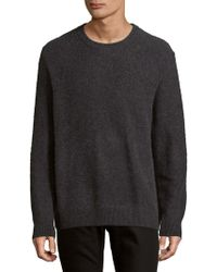 Vince - Heathered Cashmere Sweater - Lyst