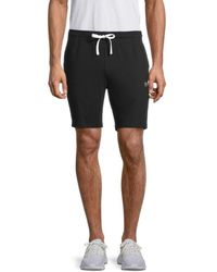 BOSS by HUGO BOSS Mix Match Drawstring Shorts - Black