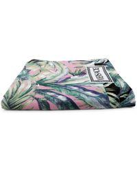 Versace Printed Cotton Beach Towel - Multicolor