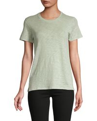 ATM Heathered T-shirt - Green