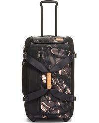 Tumi Merge Wheeled Carry-on Duffel Bag - Grey