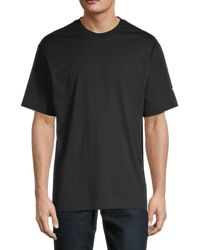 Y-3 Men's Gfx Graphic T-shirt - Black - Size Xs