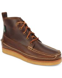 Eastland - Stonington 1955 Camp Moc Boots - Lyst