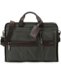 Tumi Compact Large Laptop Briefcase - Multicolour