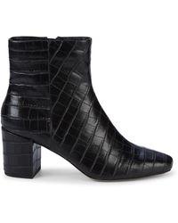 Splendid Hearther Block Heel Bootie - Black