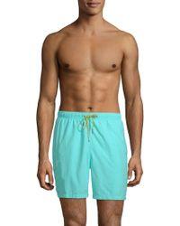 Tommy Bahama - Naples Happy Go Cargo Swim Trunks - Lyst