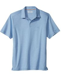 Tommy Bahama Pacific Shore Polo - Blue
