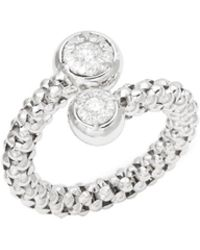 Chimento - Stretch Bouquet Diamond & 18k White Gold Ring - Lyst