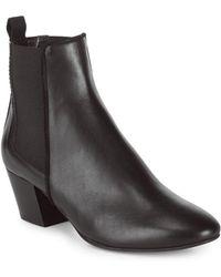 Aquatalia - Felicite Almond Toe Boots - Lyst