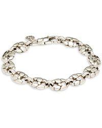 John Hardy Kali Sterling Silver Bracelet - Metallic