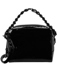 Kendall + Kylie - Lucy Patent Shoulder Bag - Lyst